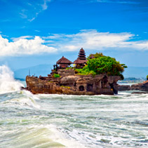 Viaje de lujo a Indonesia