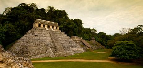 Ruinas Palenque, México