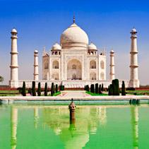 Viaje de lujo a India del norte