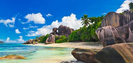 Viajes de lujo a las Islas Seychelles
