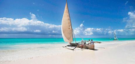 Viaje de lujo a Zanzibar
