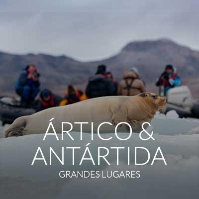 Viajes Ártico y Antártida