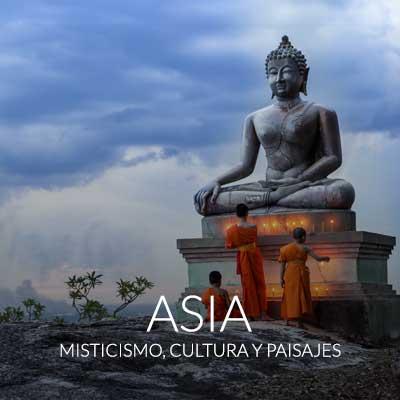 Explora todos los viajes de lujo por Asia