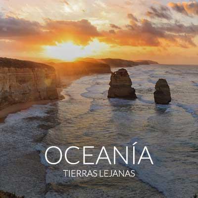 Viajes de lujo a Oceanía