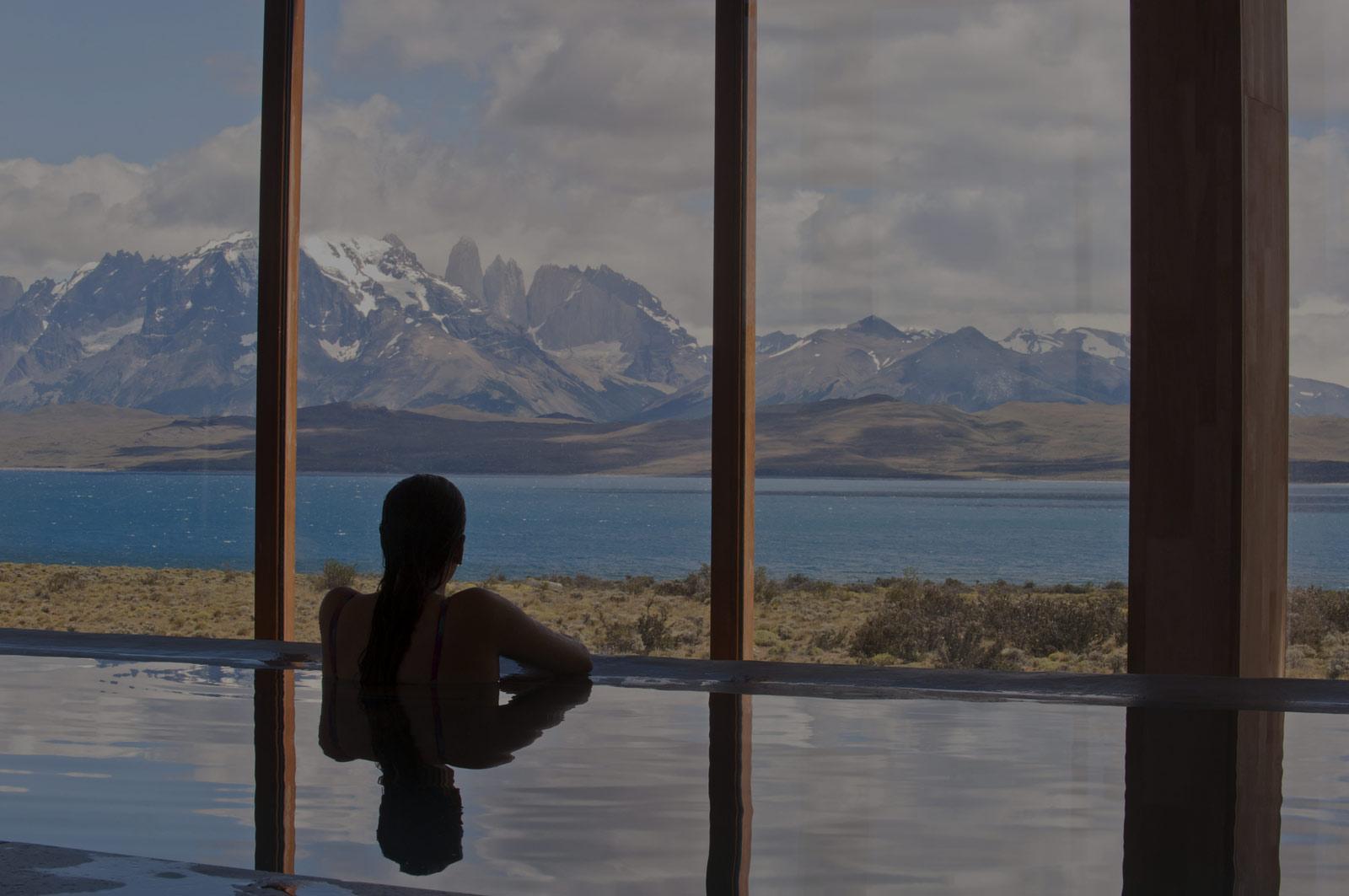 Vistas de Torres del Paine