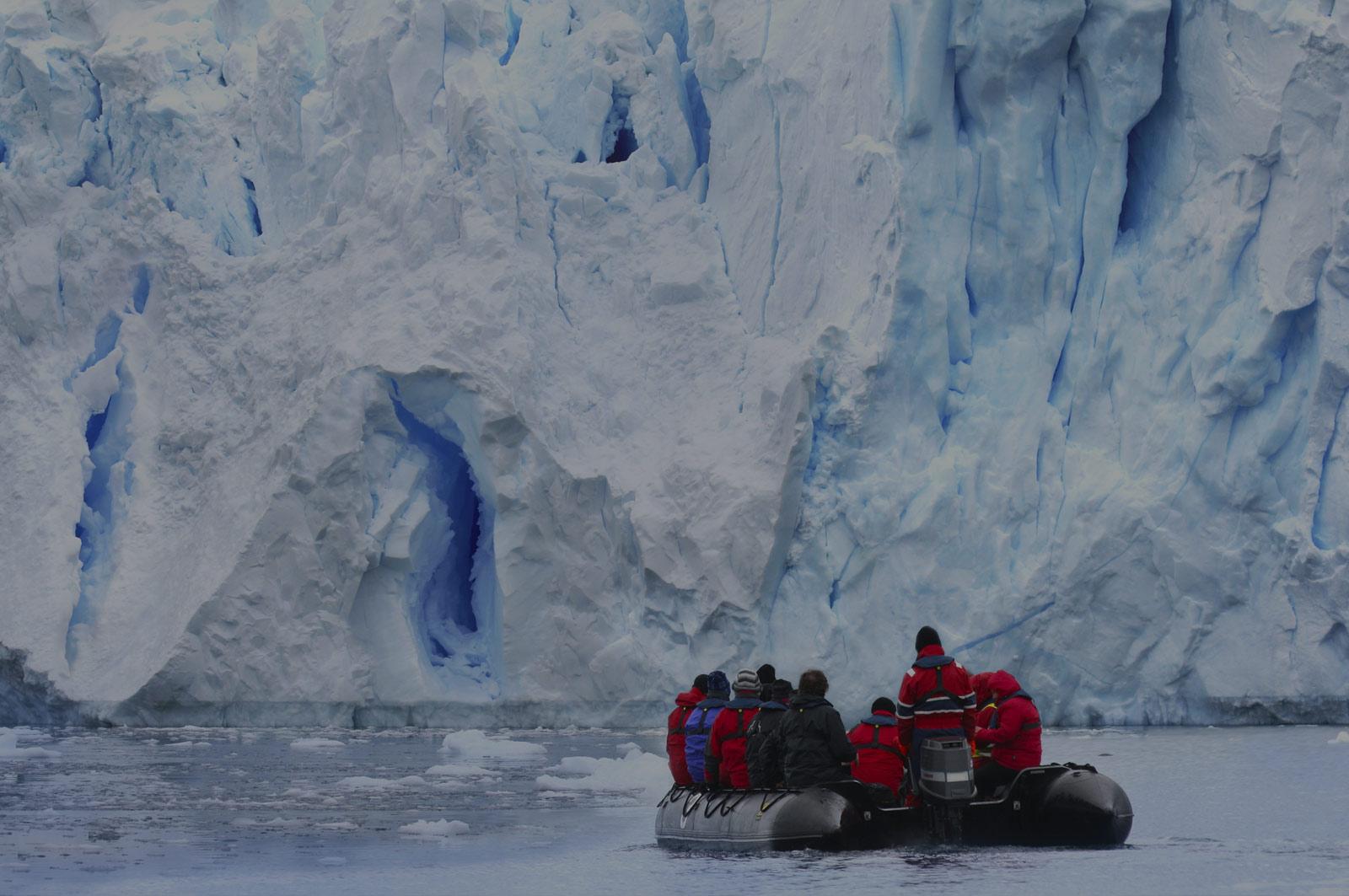Viajes de lujo Antártida y Ártico