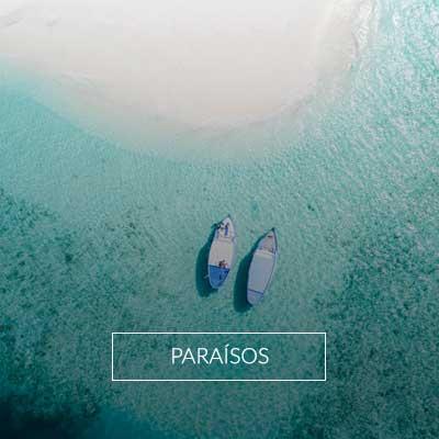Explora nuestros viajes de lujo a paraísos